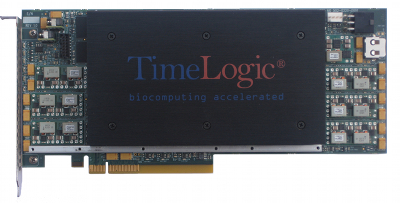 TimeLogic's FPGA Accelerated Biocomputing Solutions for